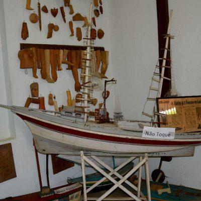 Ex-votos dos romeiros no museu de Canindé