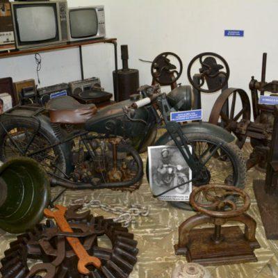 Antiguidades do Museu Regional São Francisco de Canindé